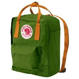 Fjallraven Kanken mochila mini Verde Amarillo