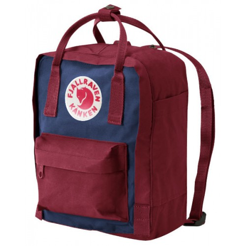 Fjallraven Kanken mochila mini royal Azul ox Rojo