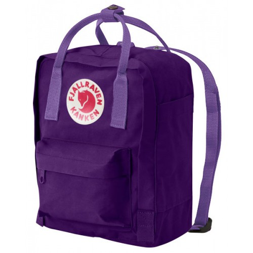 Fjallraven Kanken mochila mini Violeta violet